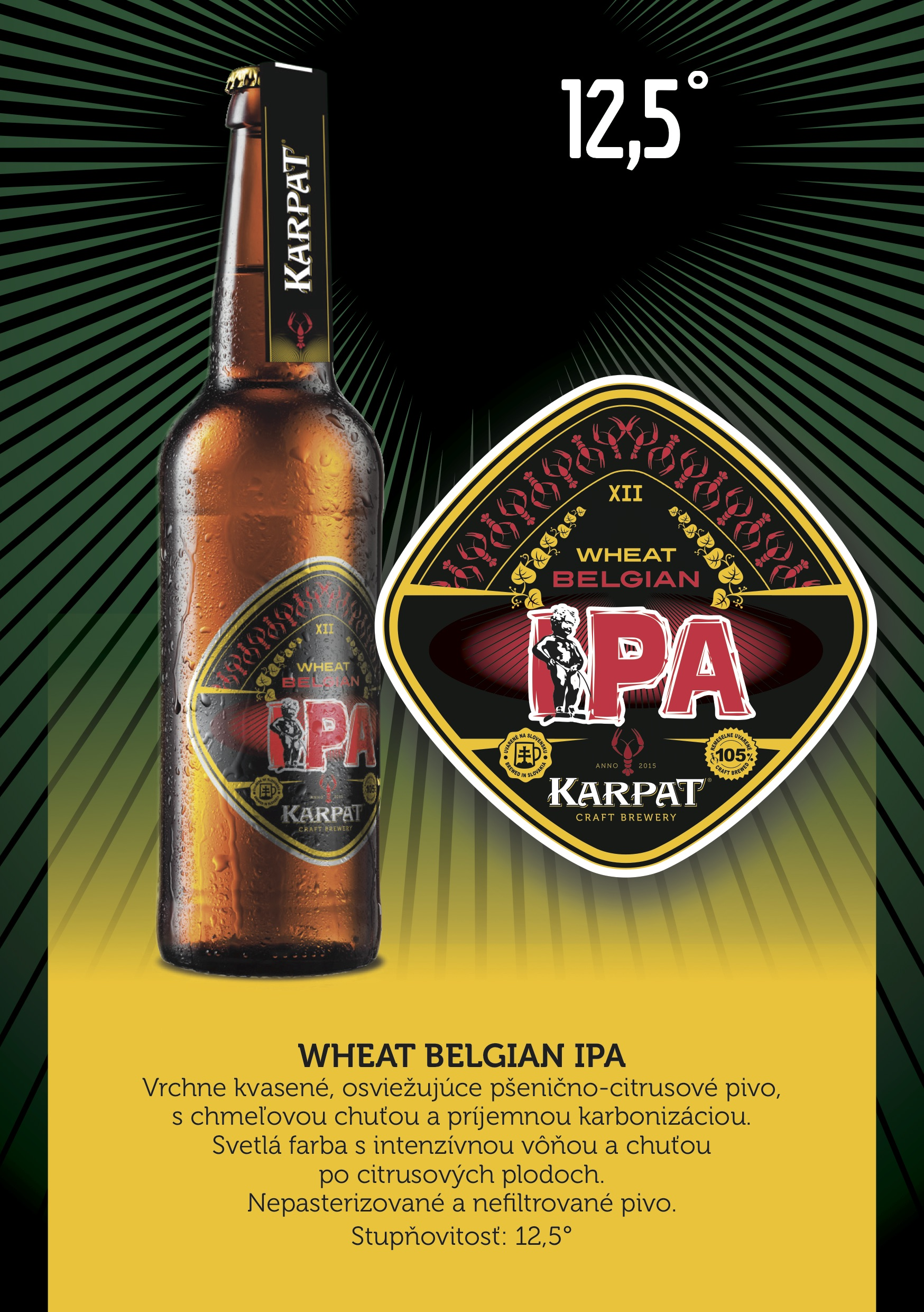 WHEAT BELGIAN IPA