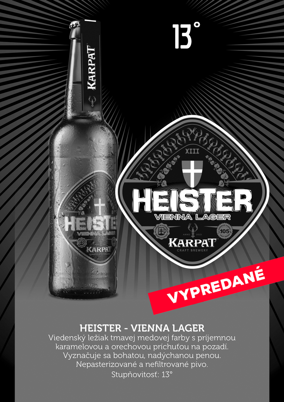 HEISTER – VIENNA LAGER