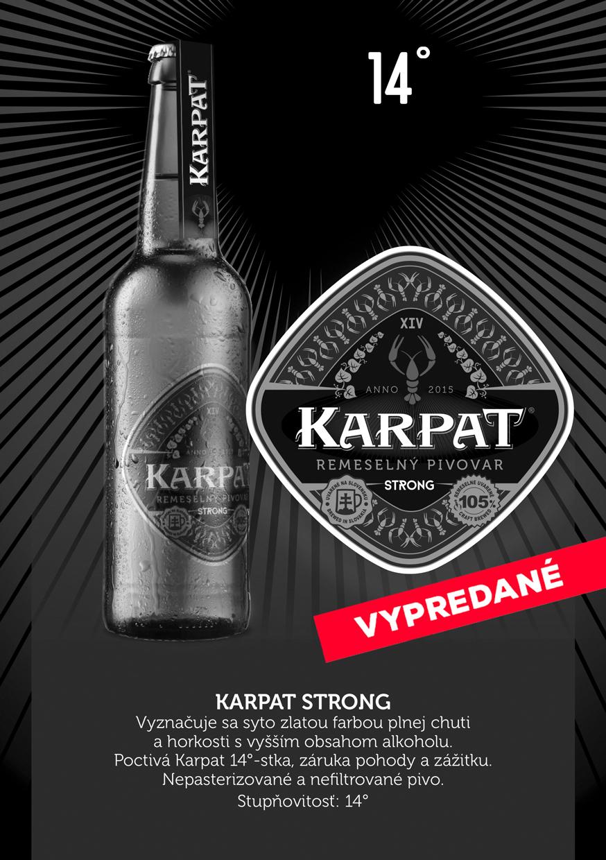 KARPAT STRONG