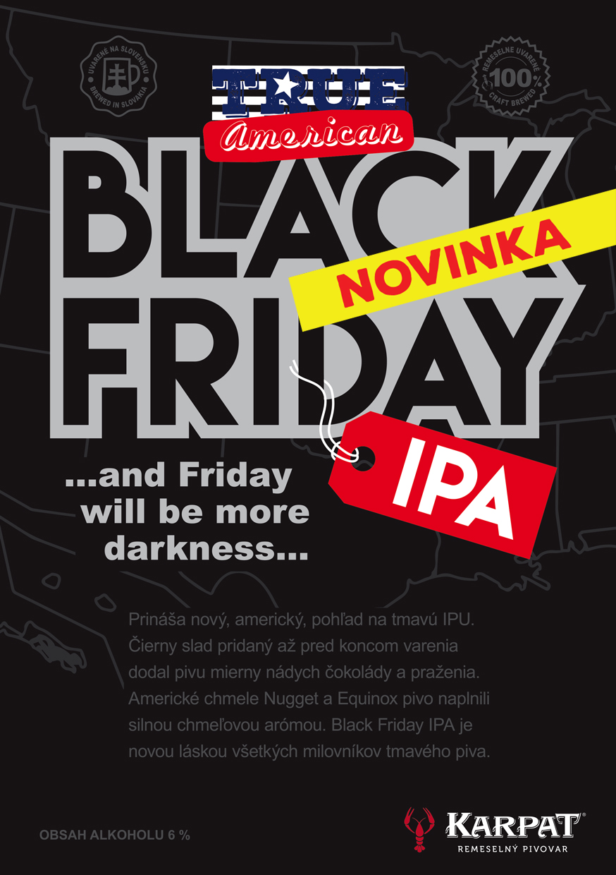 BLACK FRIDAY IPA