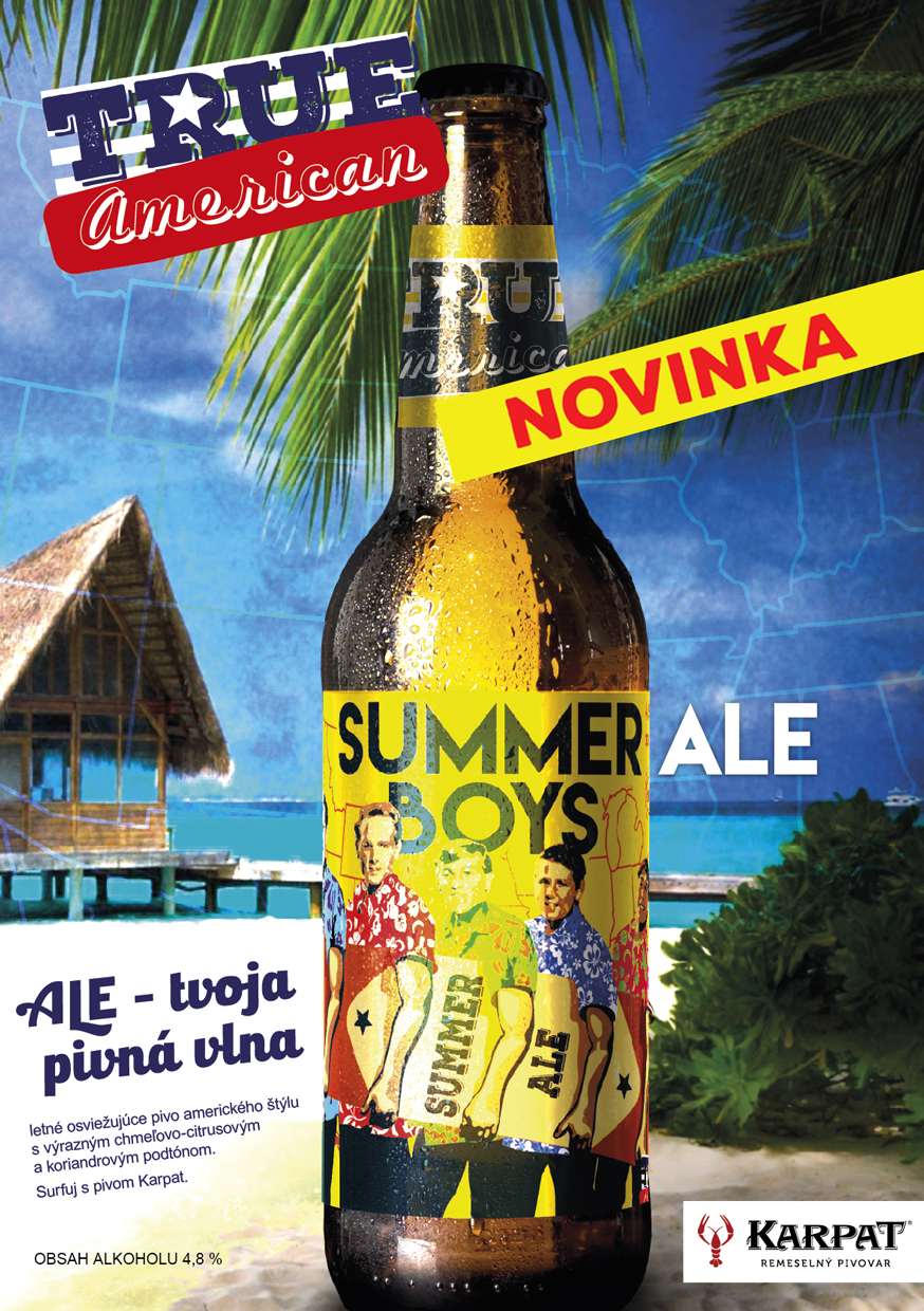 SUMMER BOYS ALE
