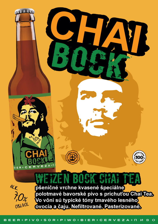 Weizen Bock CHAI TEA